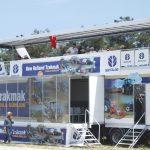 Mobile Exhibition Roadshow Trailer Vehicle