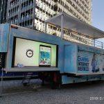 Mobile Classroom Education Trailer