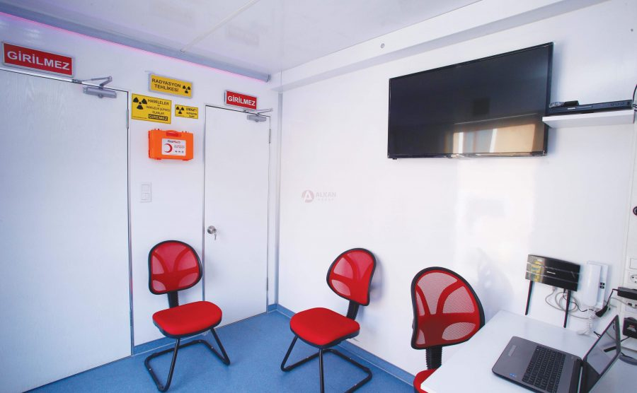 Mobile Cancer Screening Unit