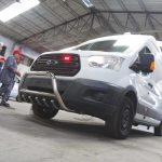 Mobile Police Bomb Squad Vehicle
