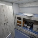 Mobile Hotel Dormitory Trailer Vehicle