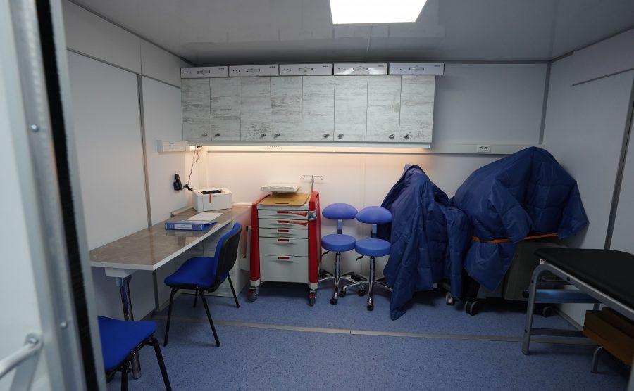 Mobile Multi Clinic