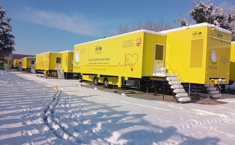 Mobile Field Hospitals