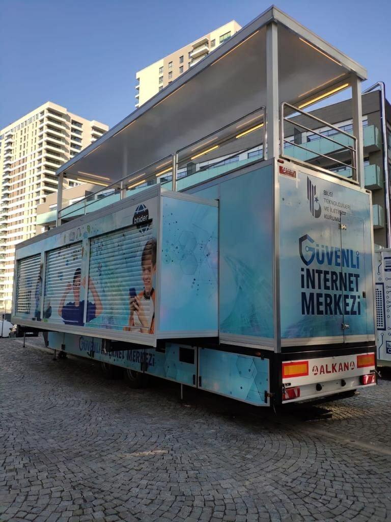 BTK, Mobile Education Vehicle started service