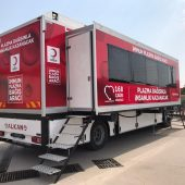 Mobile Immune Plasma Donation Vehicles Set Out