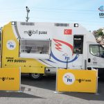 Mobile ATM Banking Vehicle