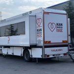Mobile Blood Donation Trailer Vehicle Unit