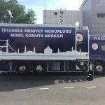 Mobile Command Center Trailer