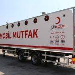 Mobile Kitchen Trailer Vehicle