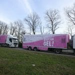 Mobile Medical Screening Trailer Vehicle